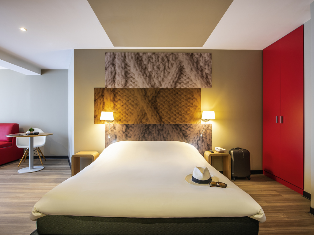 Vign 39 appart nuits saint georges reserva tu hotel con for Appart hotel ibis