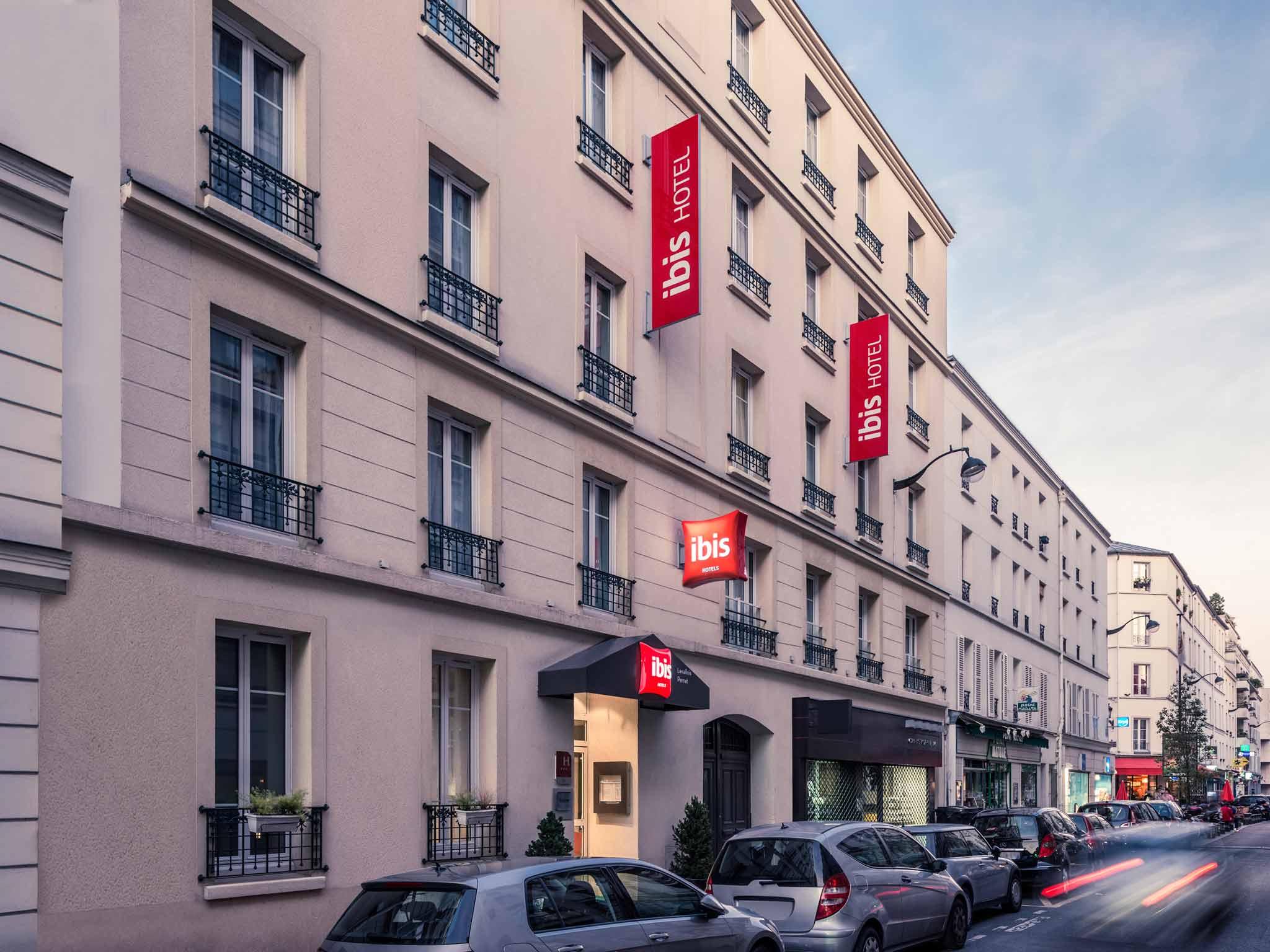 Отель — ibis Париж Левалуа-Перре
