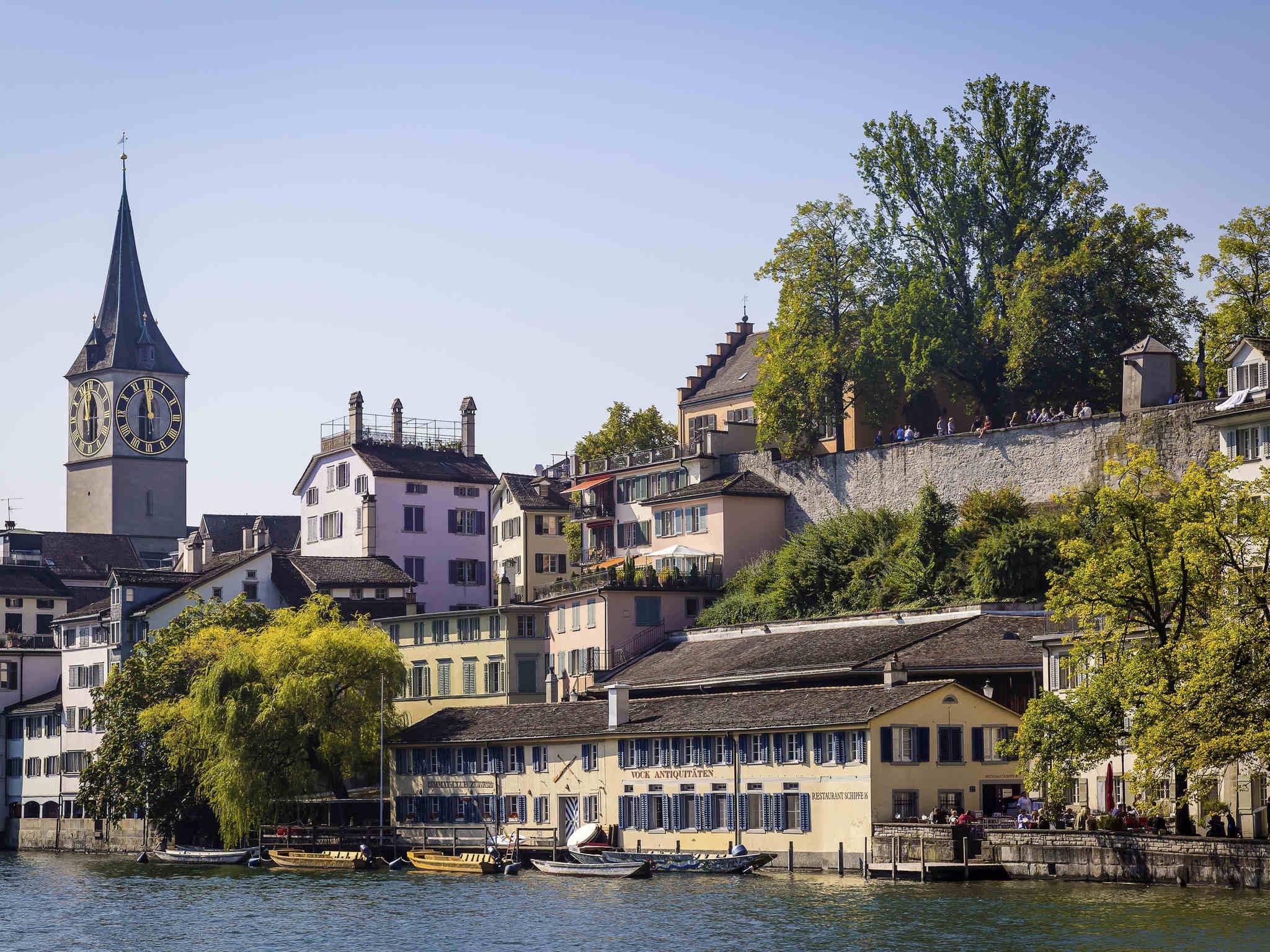 Hotel Mercure Zurich