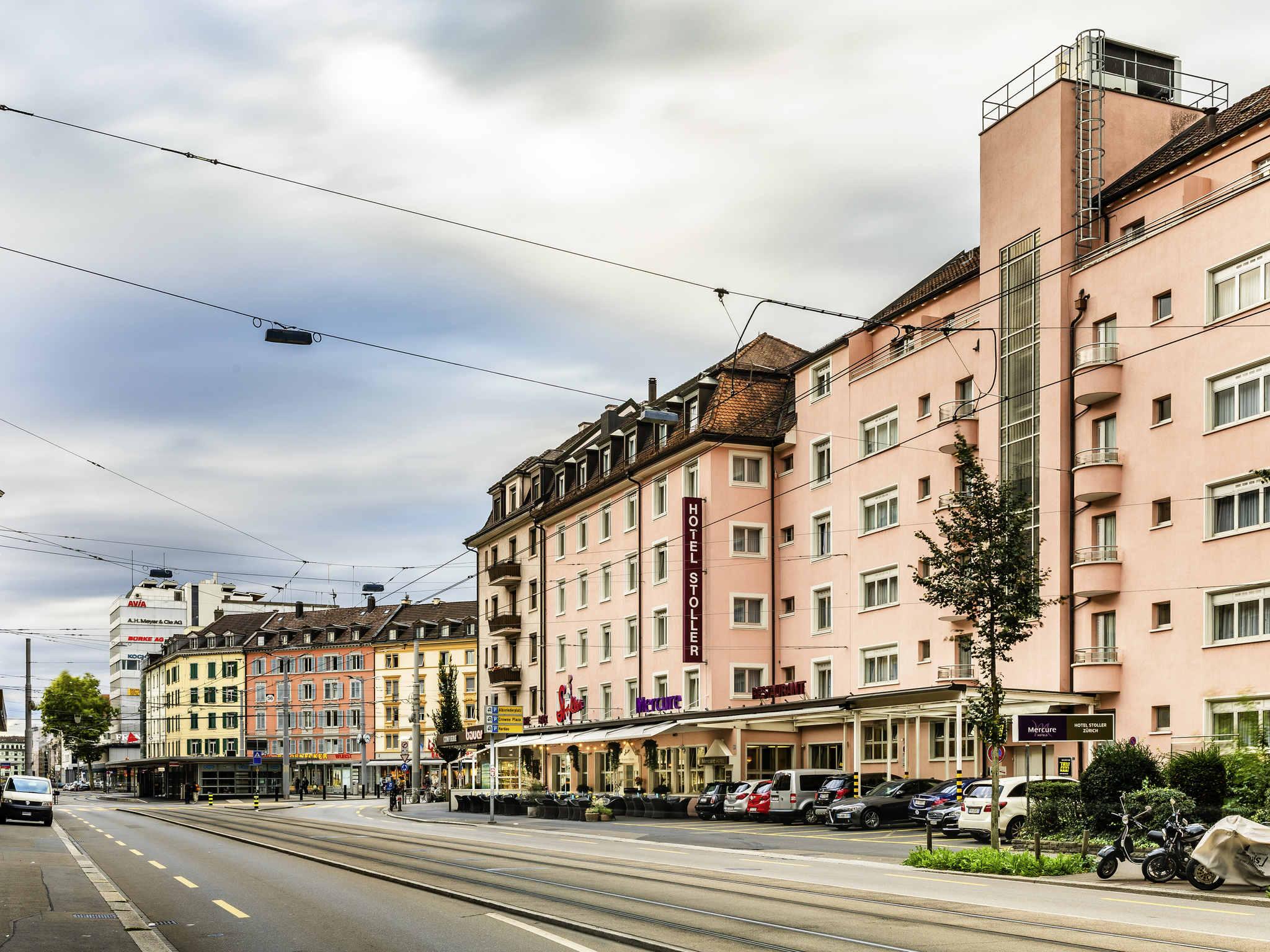 Отель — Mercure Цюрих Штоллер