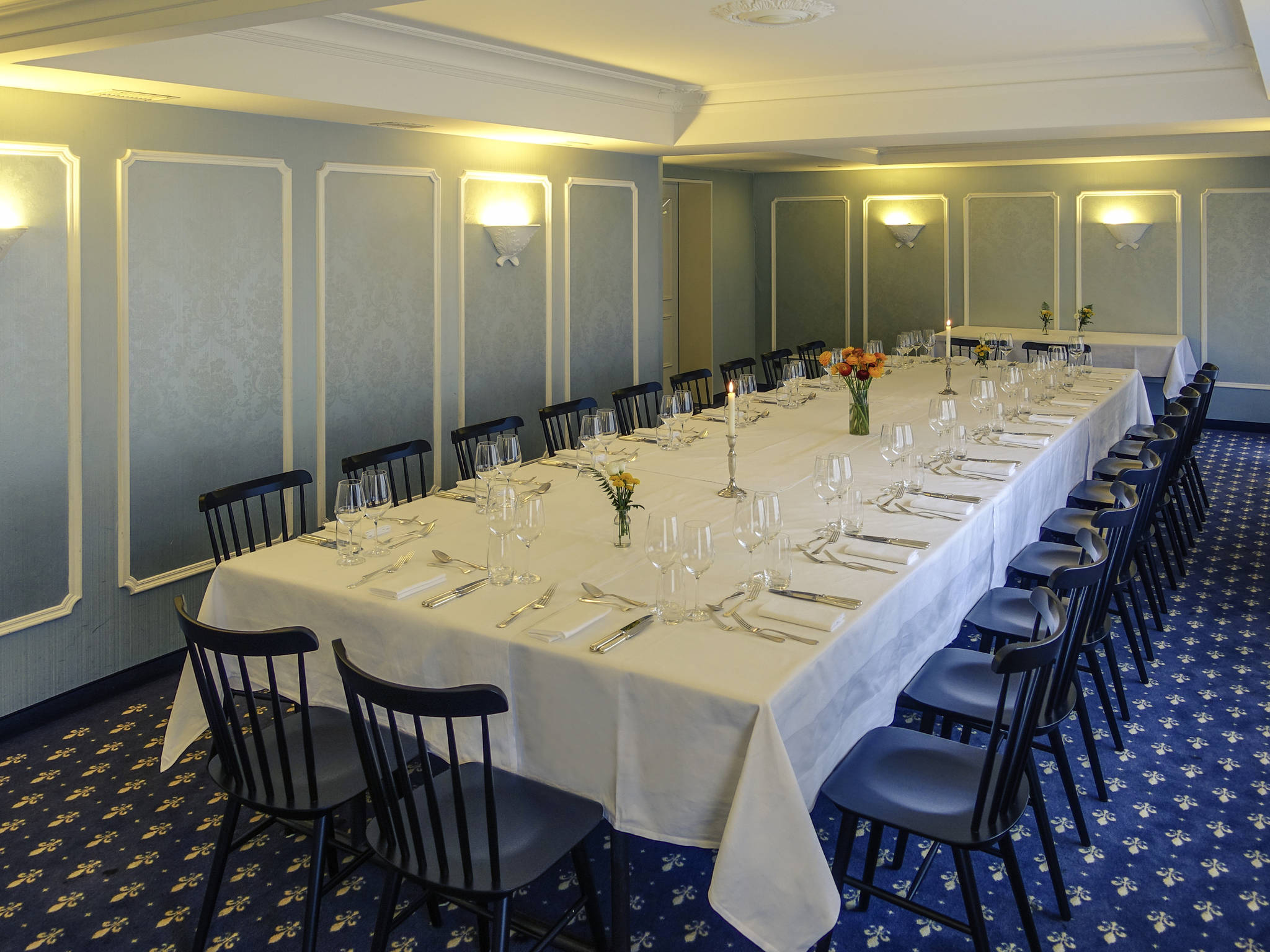 Meetings and events Mercure Stoller