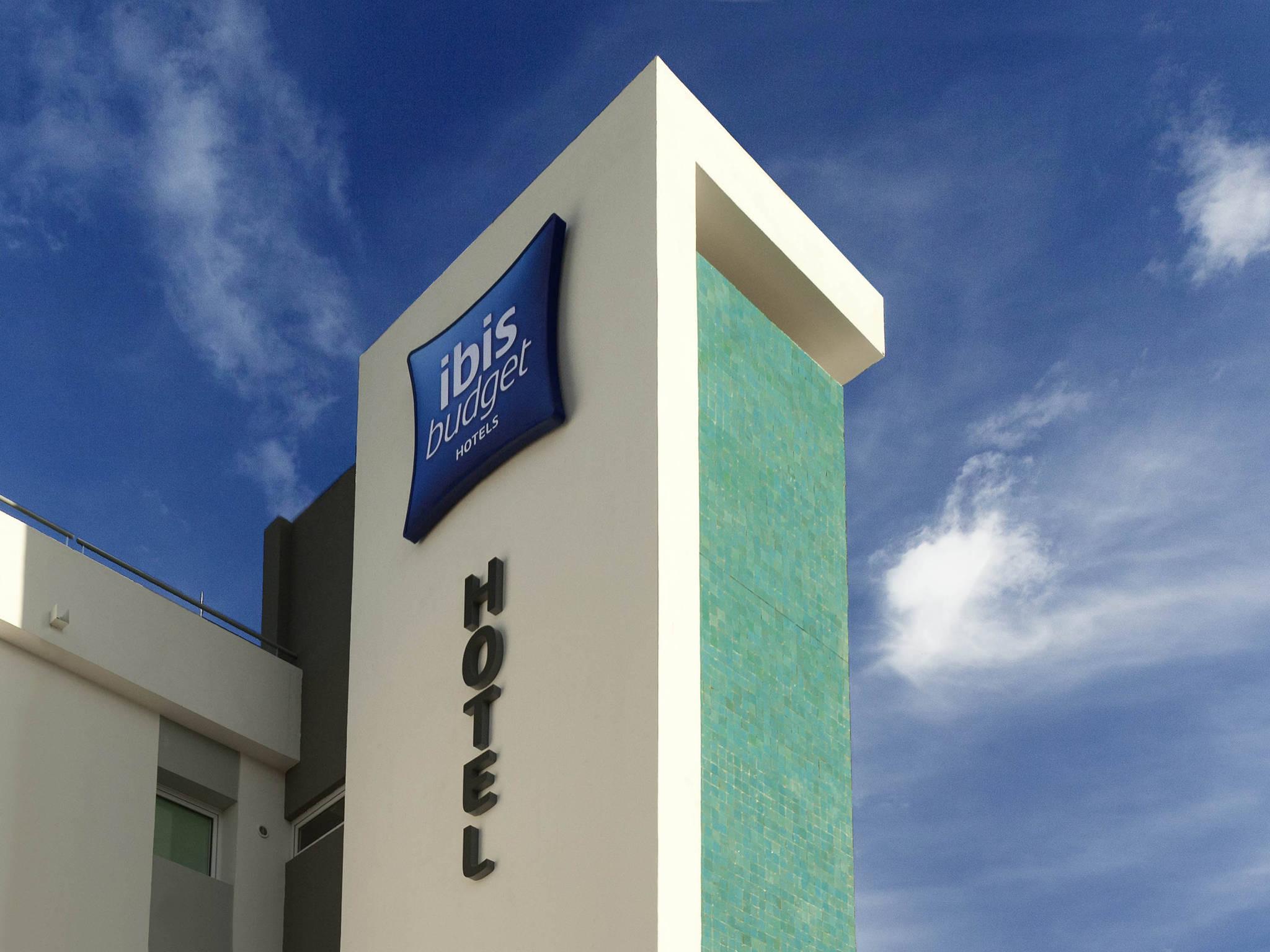 โรงแรม – ibis budget Bezons