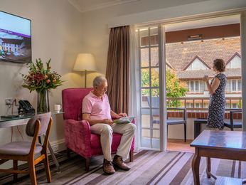 Chambres - Mercure Canberra