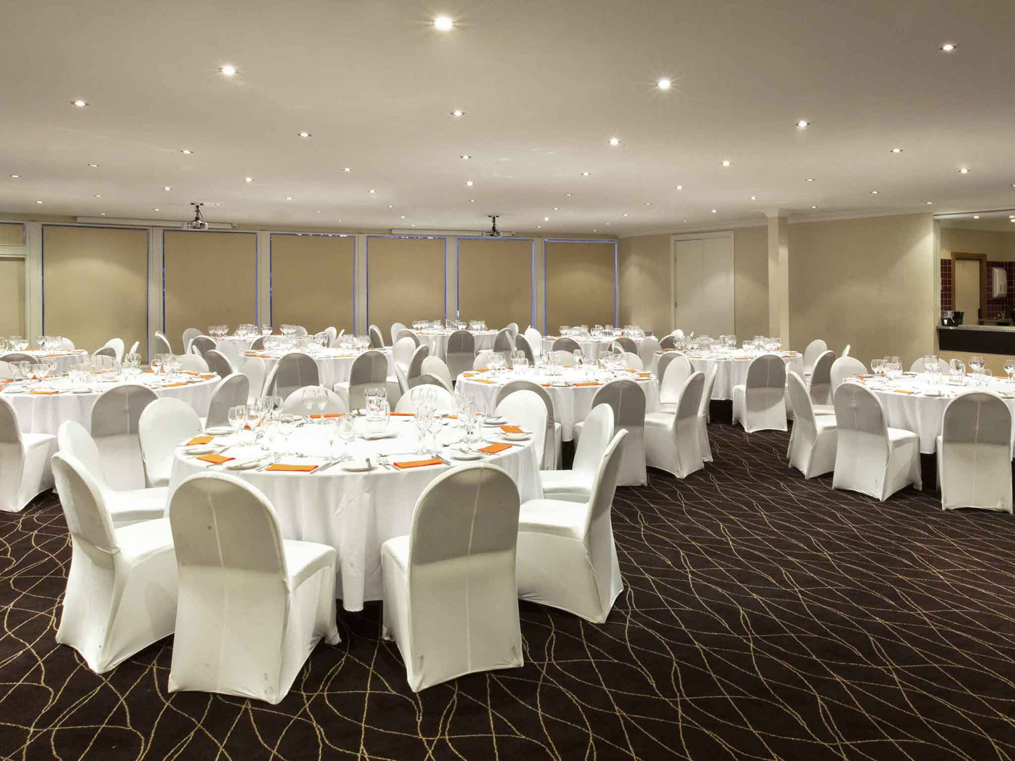 meetings and events mercure canberra