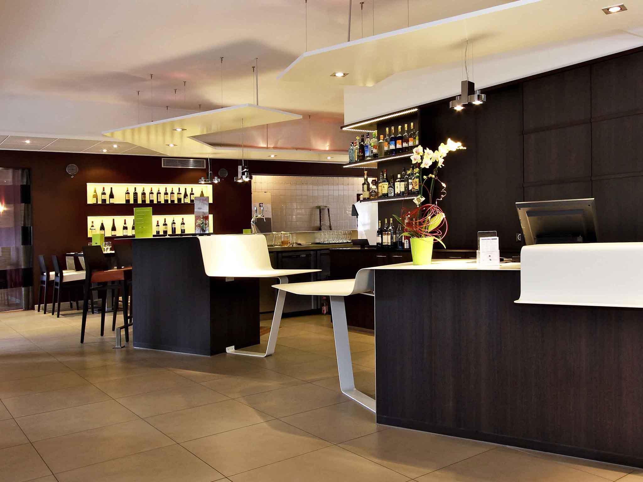 Отель — Hôtel Mercure Luxeuil-les-Bains Hexagone