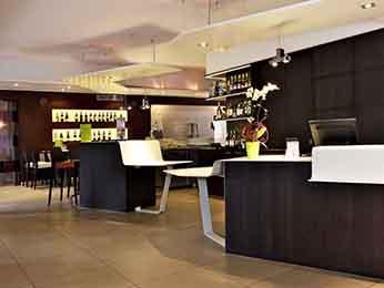 Hôtel Mercure Luxeuil-les-Bains Hexagone