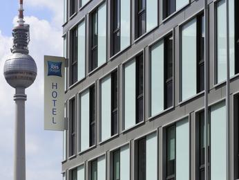 ibis budget Berlin Alexanderplatz