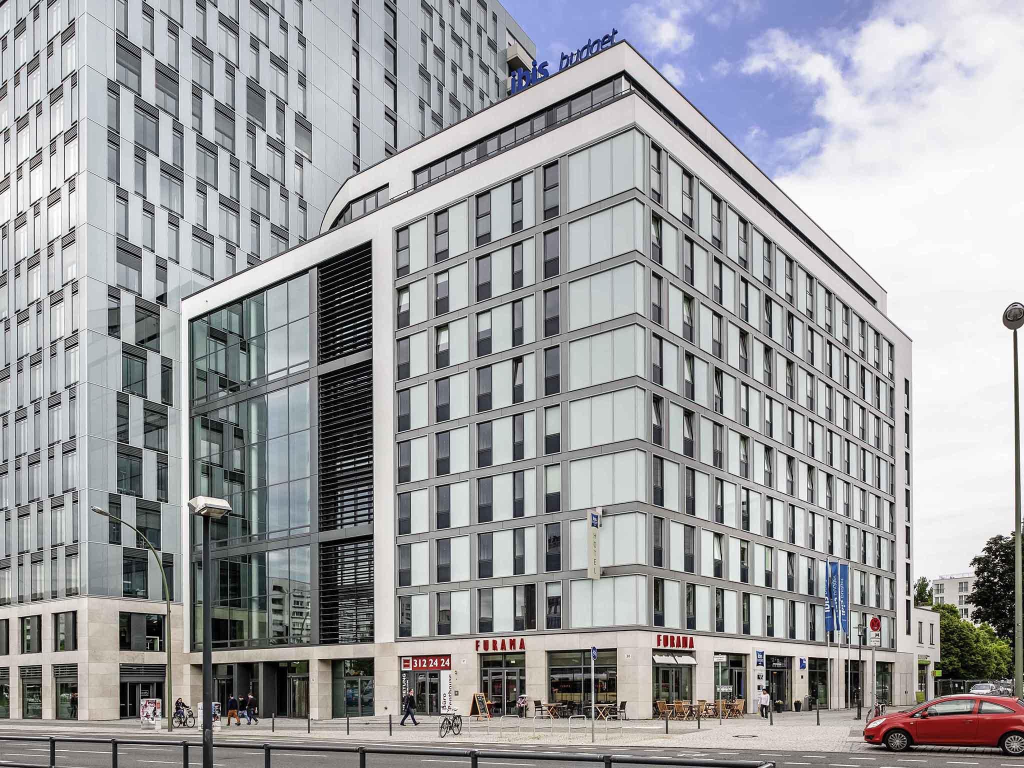 Hotel Ibis Budget Berlin Alexanderplatz Berlin
