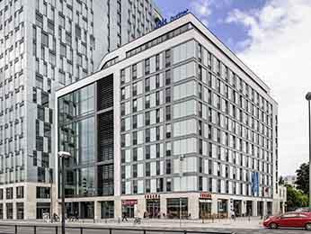 hoteles baratos berlin: