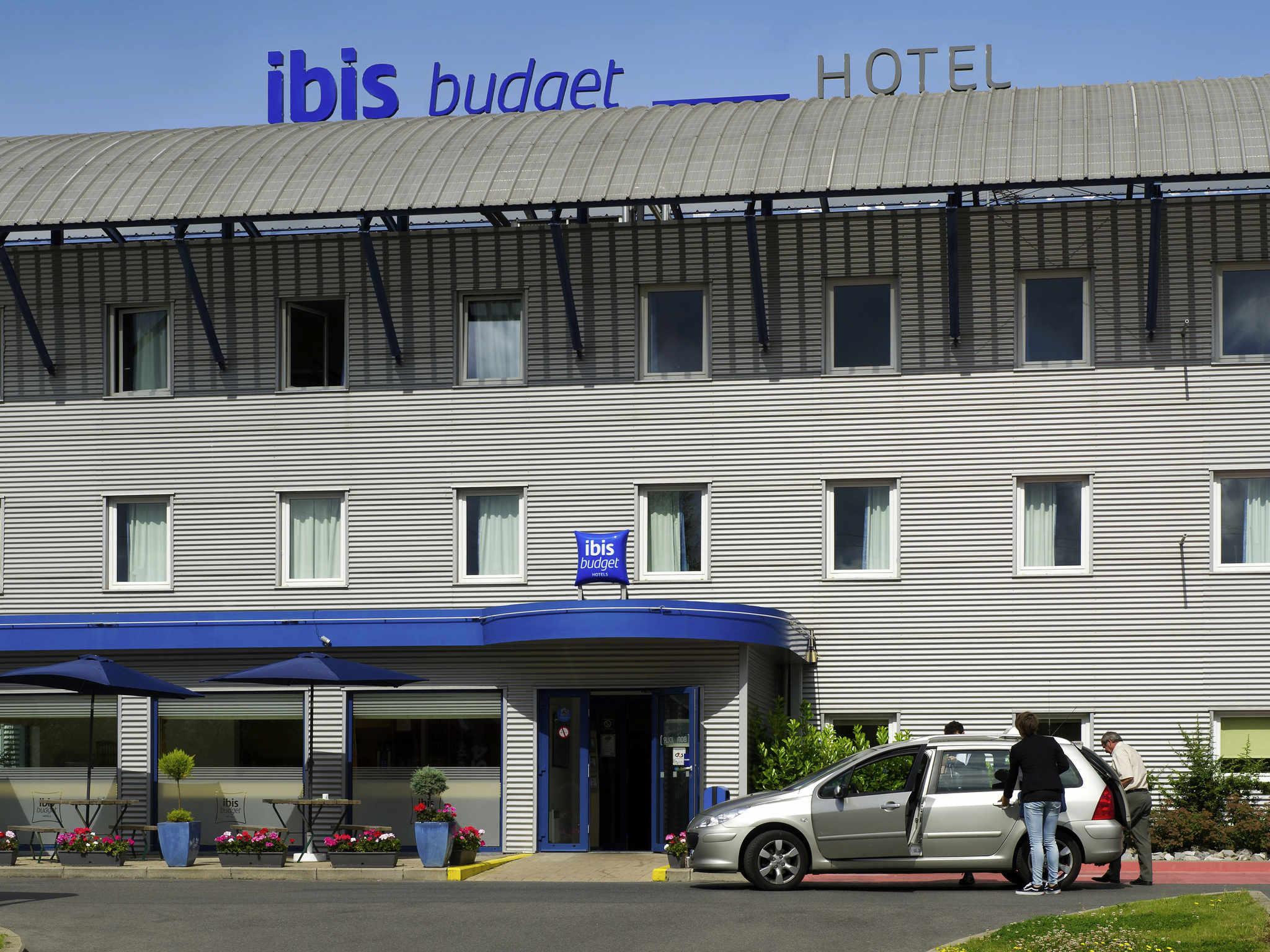 Hotel – ibis budget Charleroi Airport