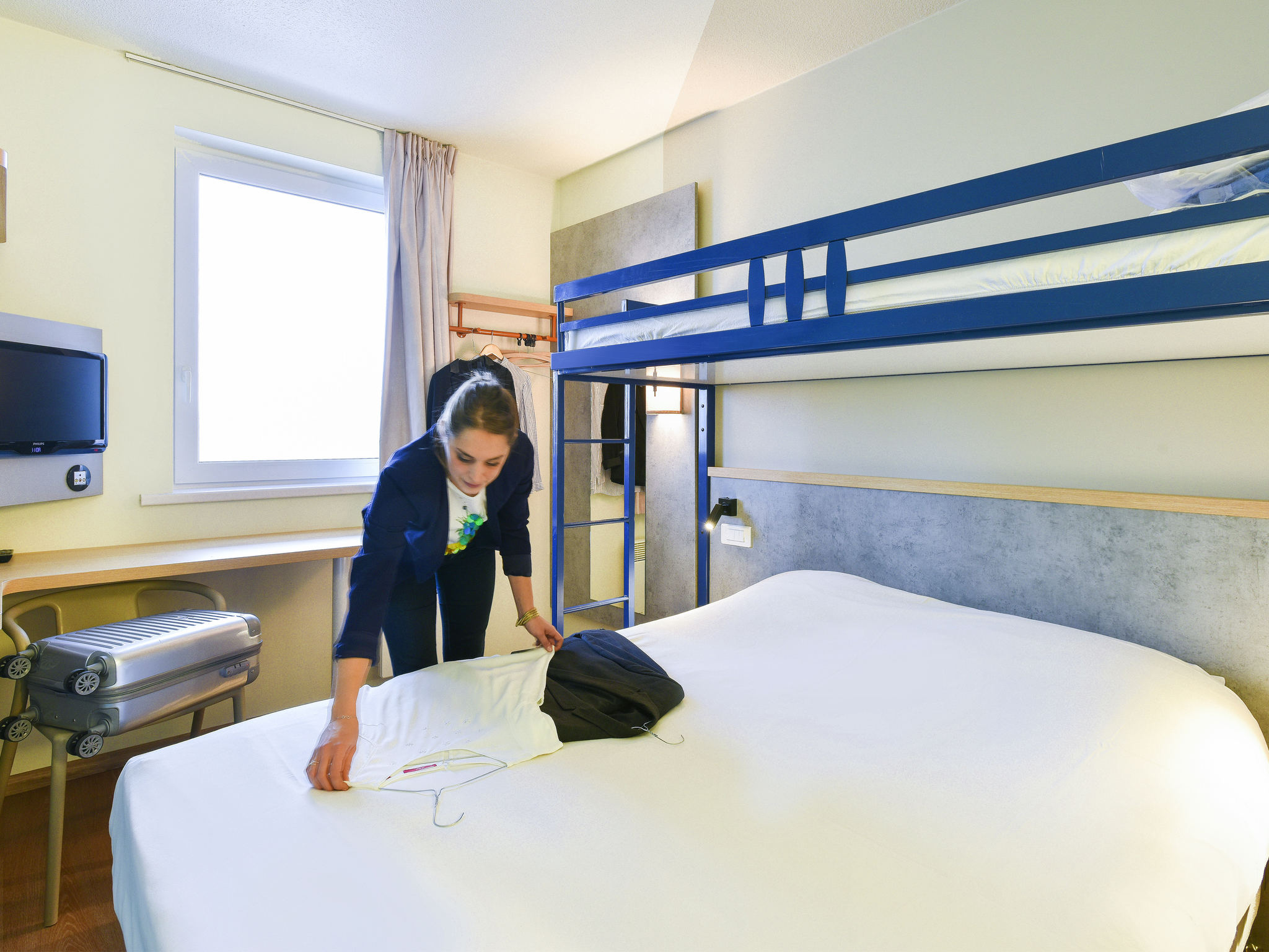Rooms Ibis Budget Charleroi Airport