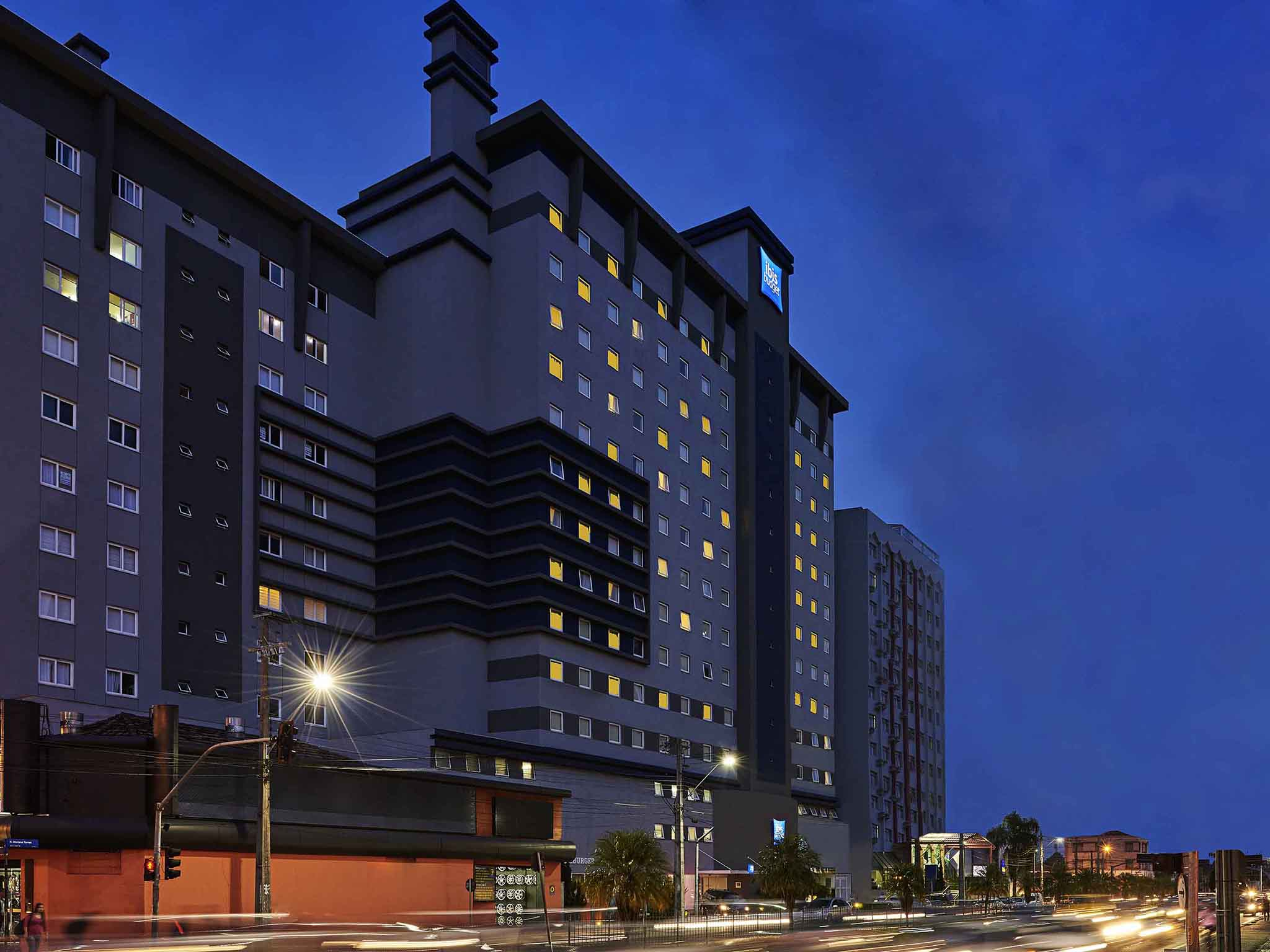 โรงแรม – ibis budget Curitiba Centro