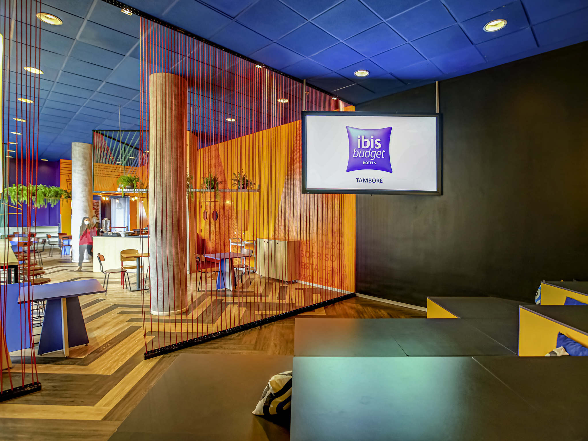 Hotel – ibis budget Tambore