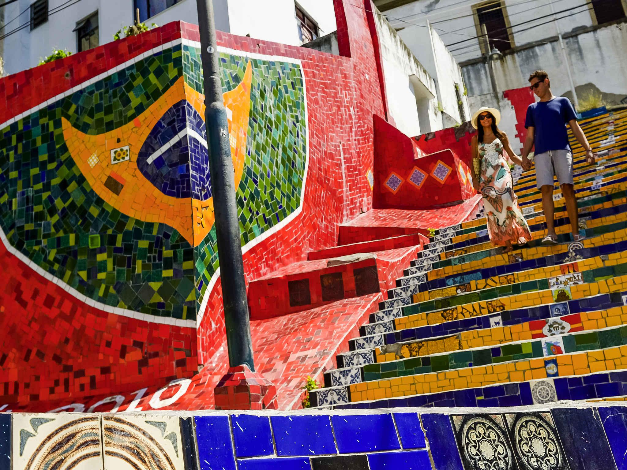 Hotel ibis budget Rio de Janeiro Centro - Book your hotel in Rio