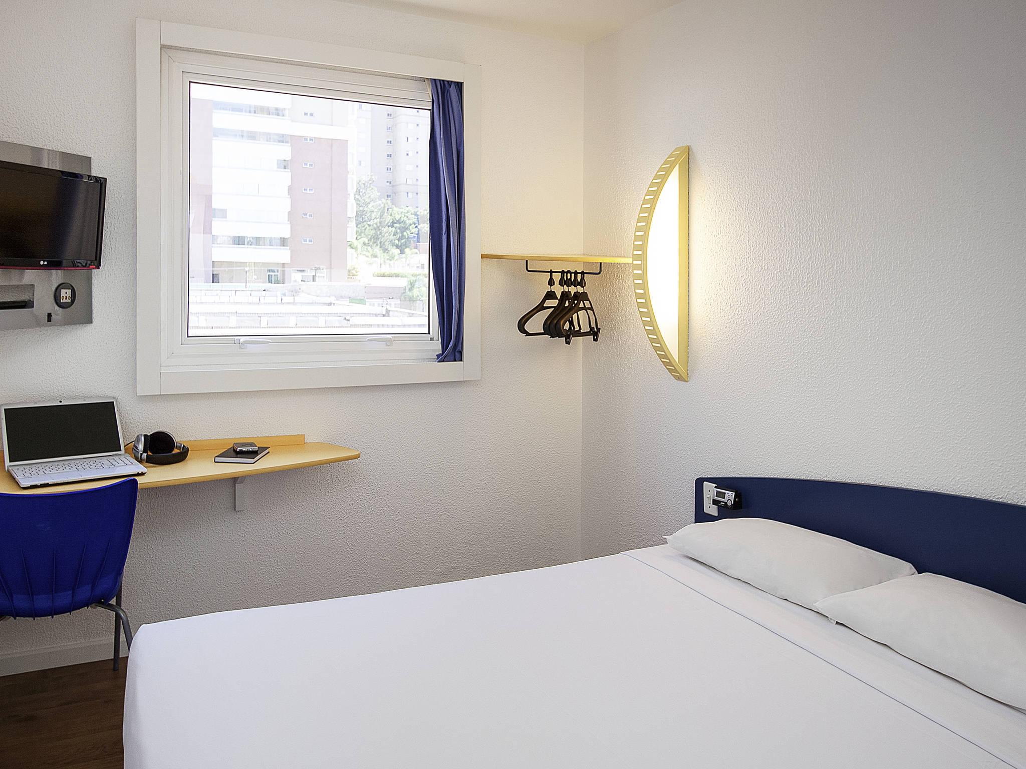 โรงแรม – ibis budget São Paulo Morumbi