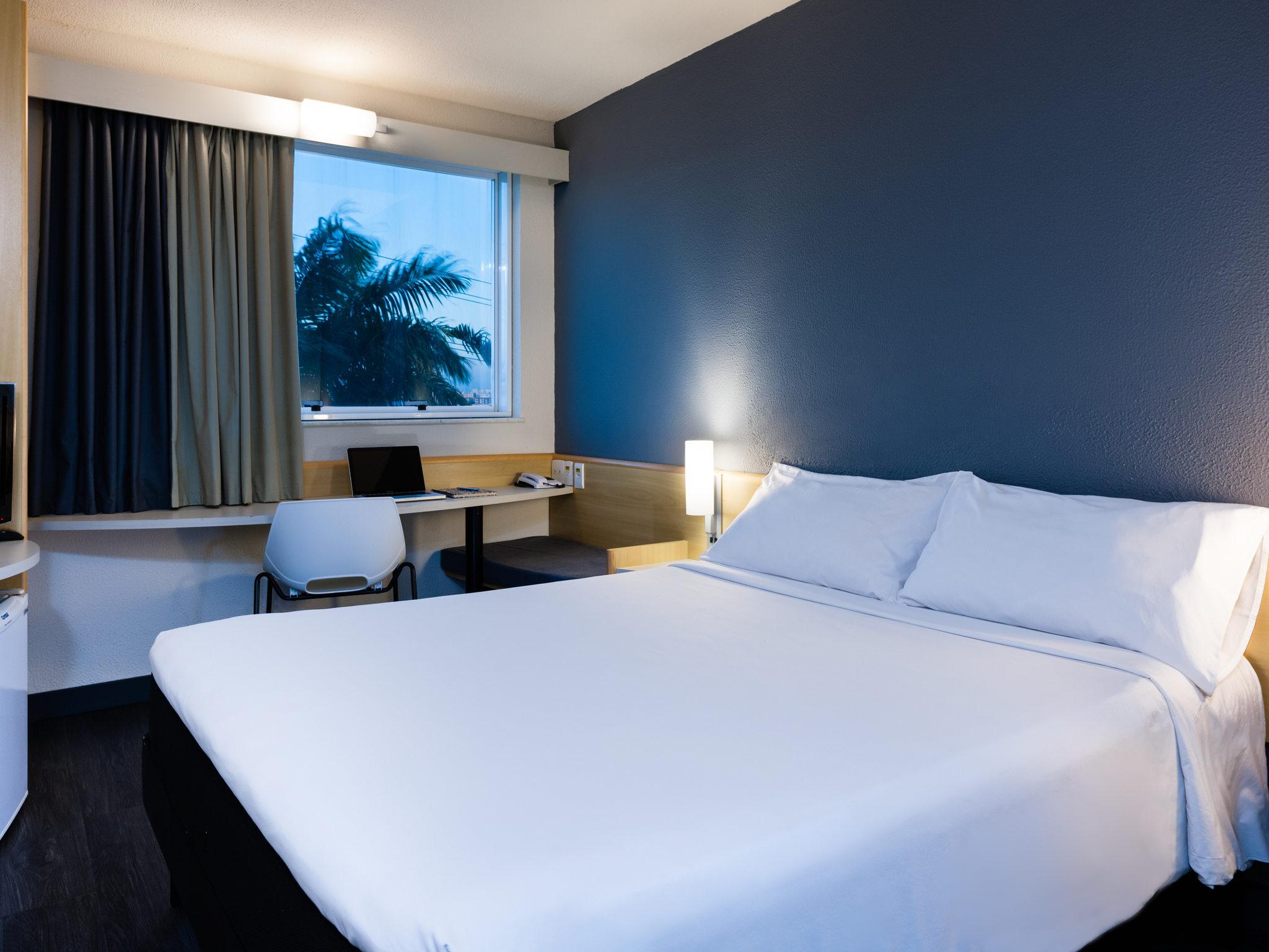 โรงแรม – ibis Vitoria Aeroporto