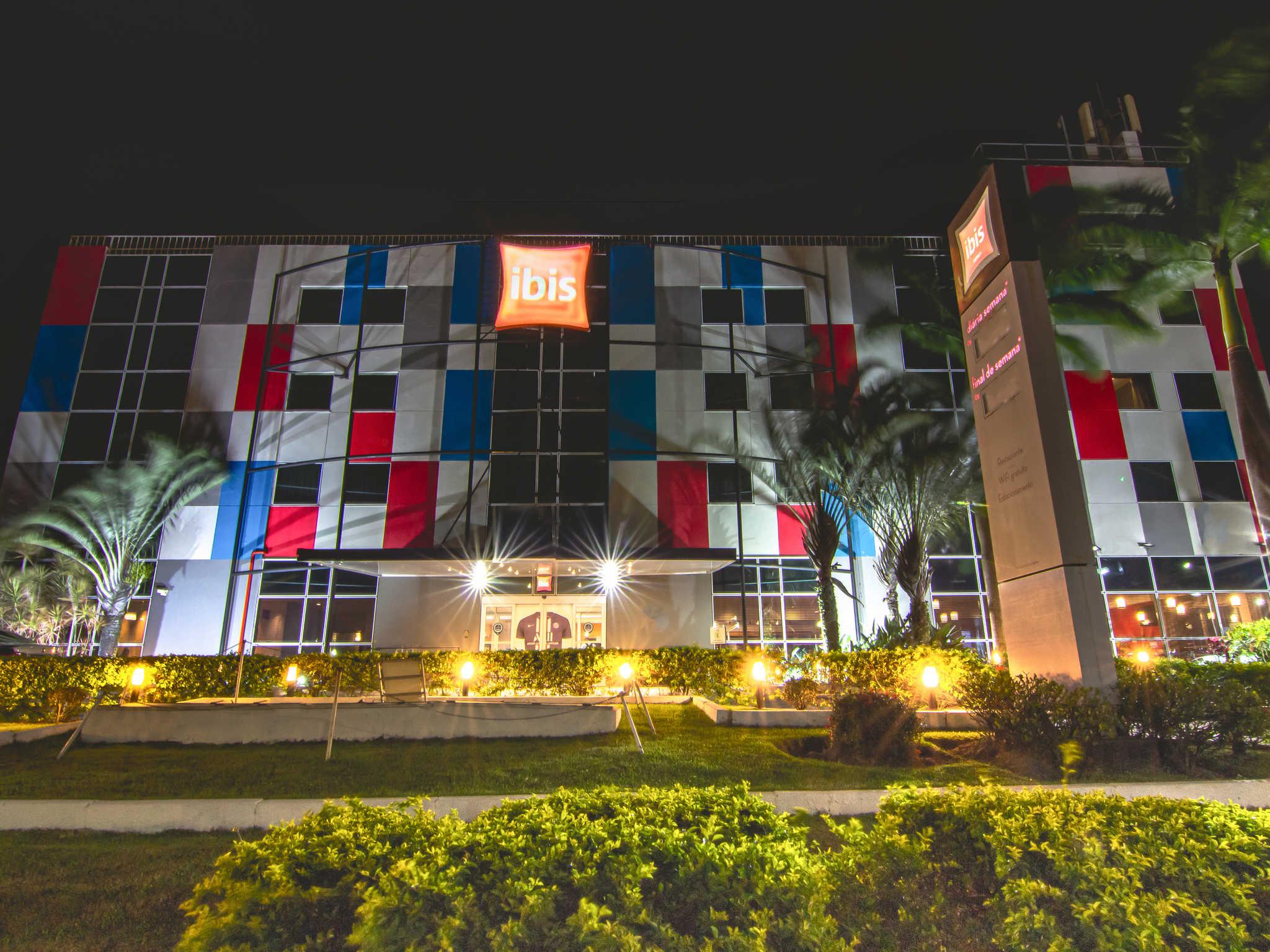 Aeroporto Vix : Hotel barato e próximo do aeroporto de vitória ibis