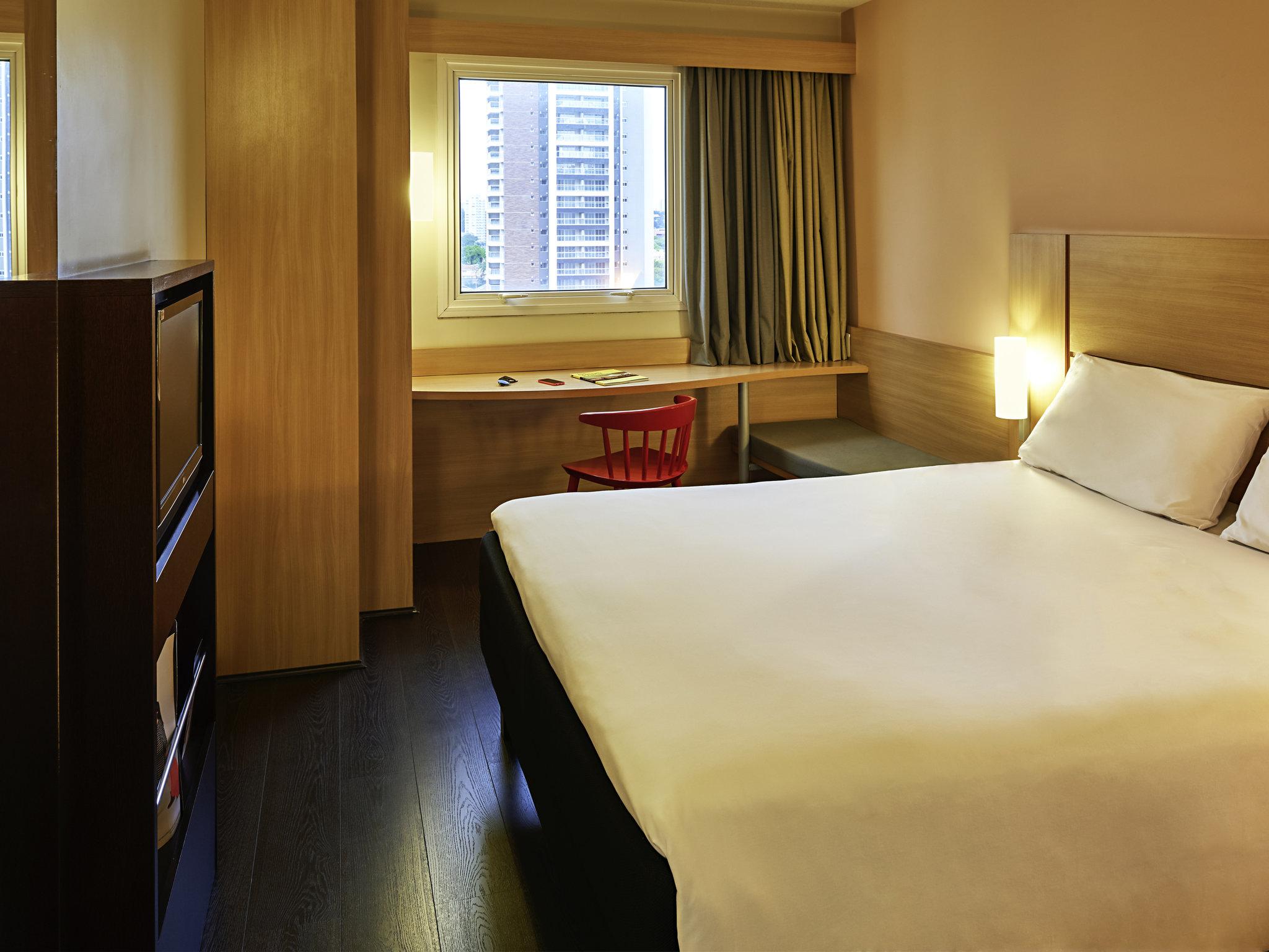 酒店 – 宜必思圣保罗莫伦比酒店