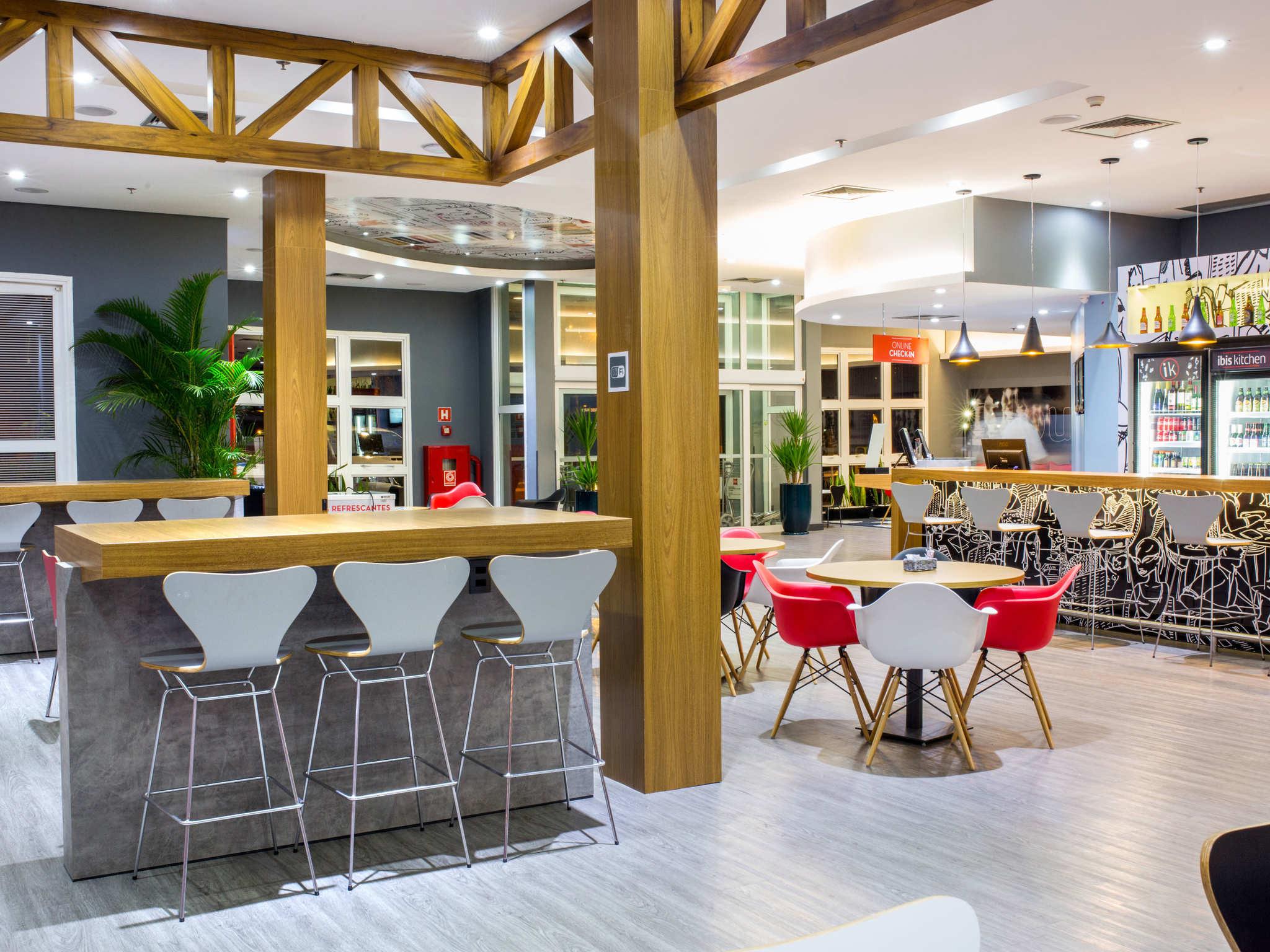 Restaurante ibis Aracatuba Hotel