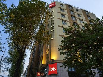 巴黎意大利大街宜必思酒店