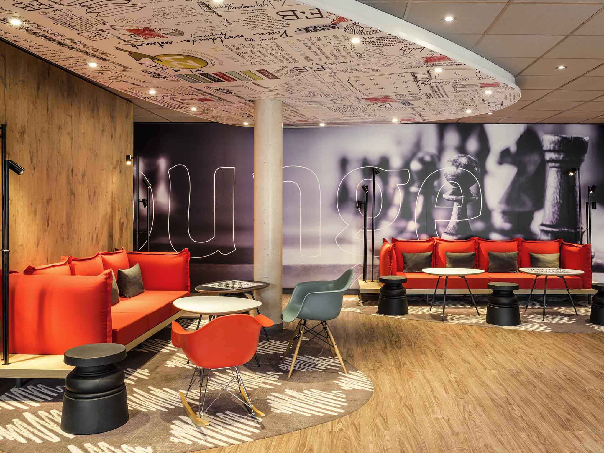 โรงแรม – ibis Troyes Centre