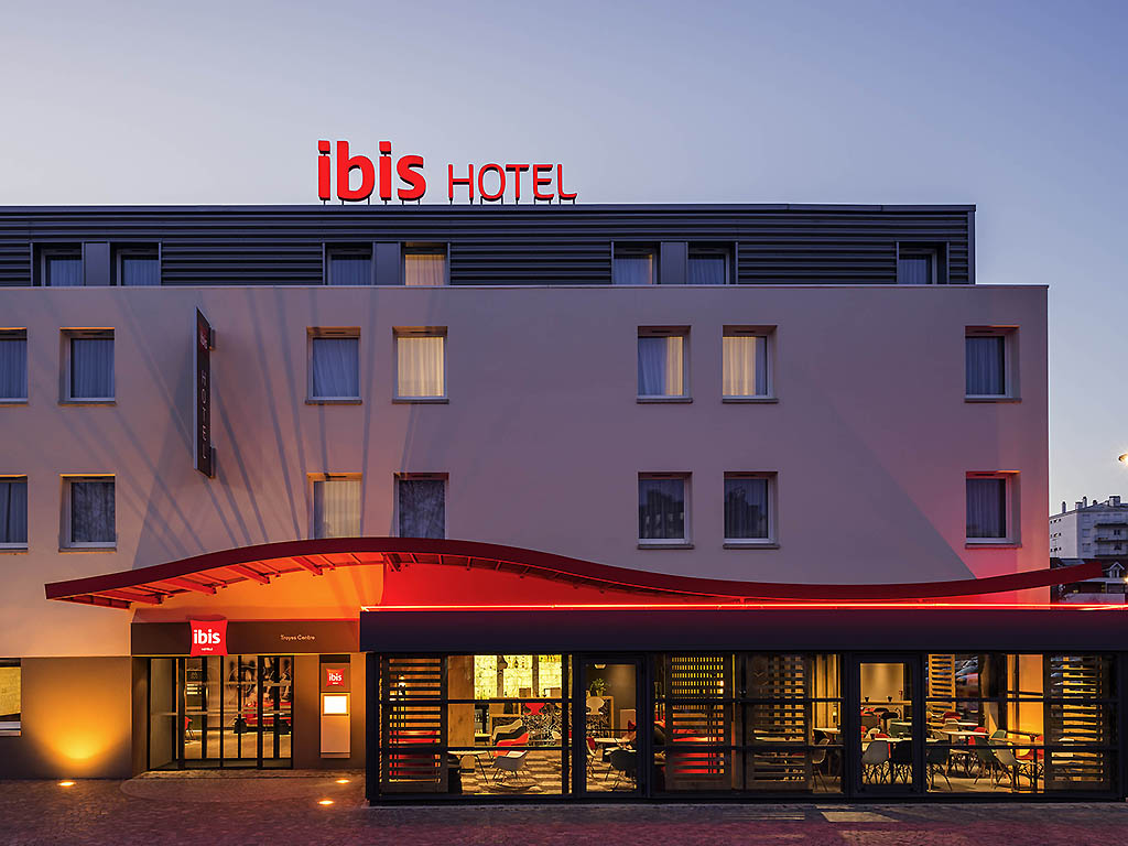 Hotel pas cher troyes ibis troyes centre - Hotel pas cher annemasse ...