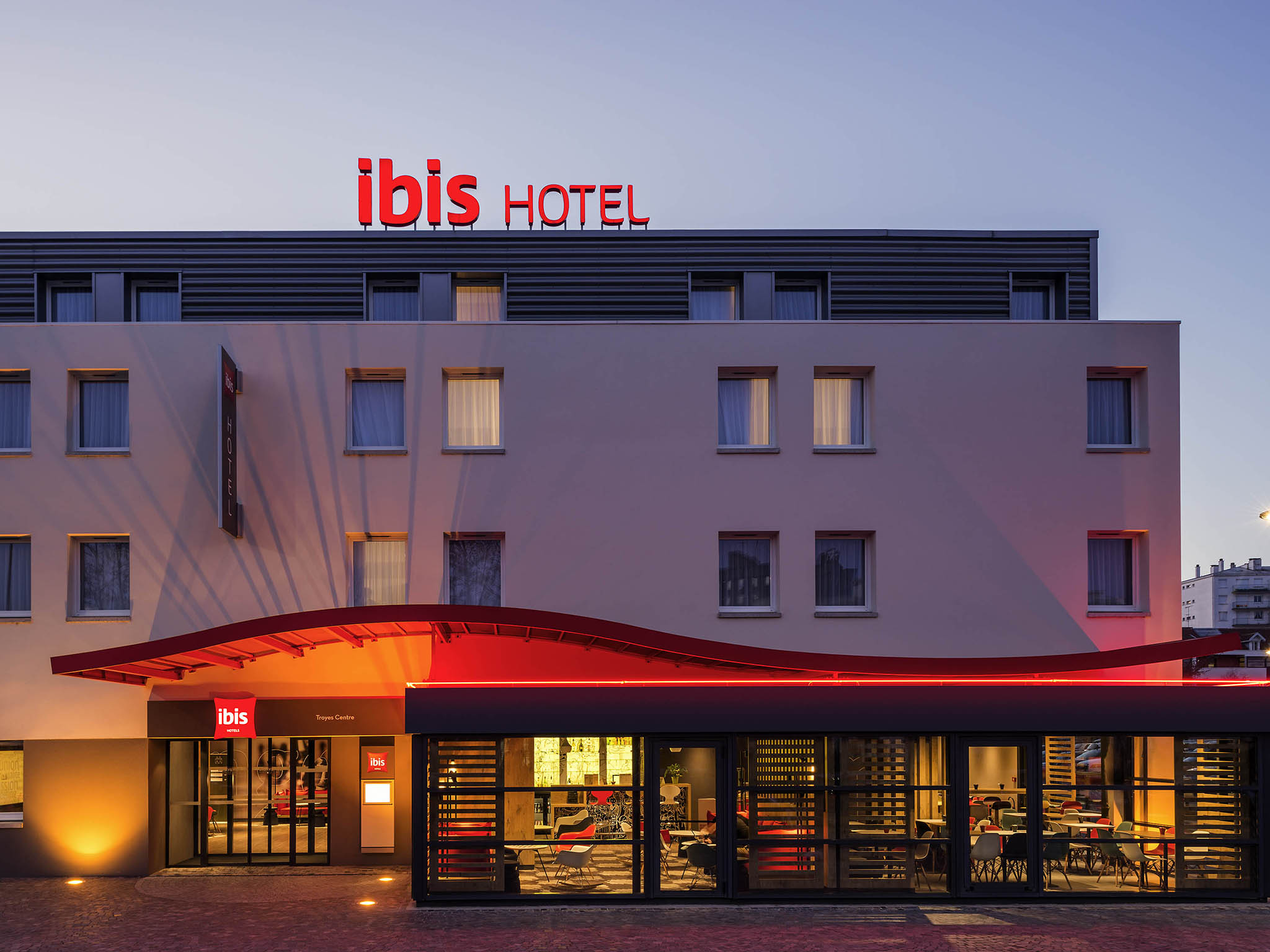 Hotel Ibis Troyes
