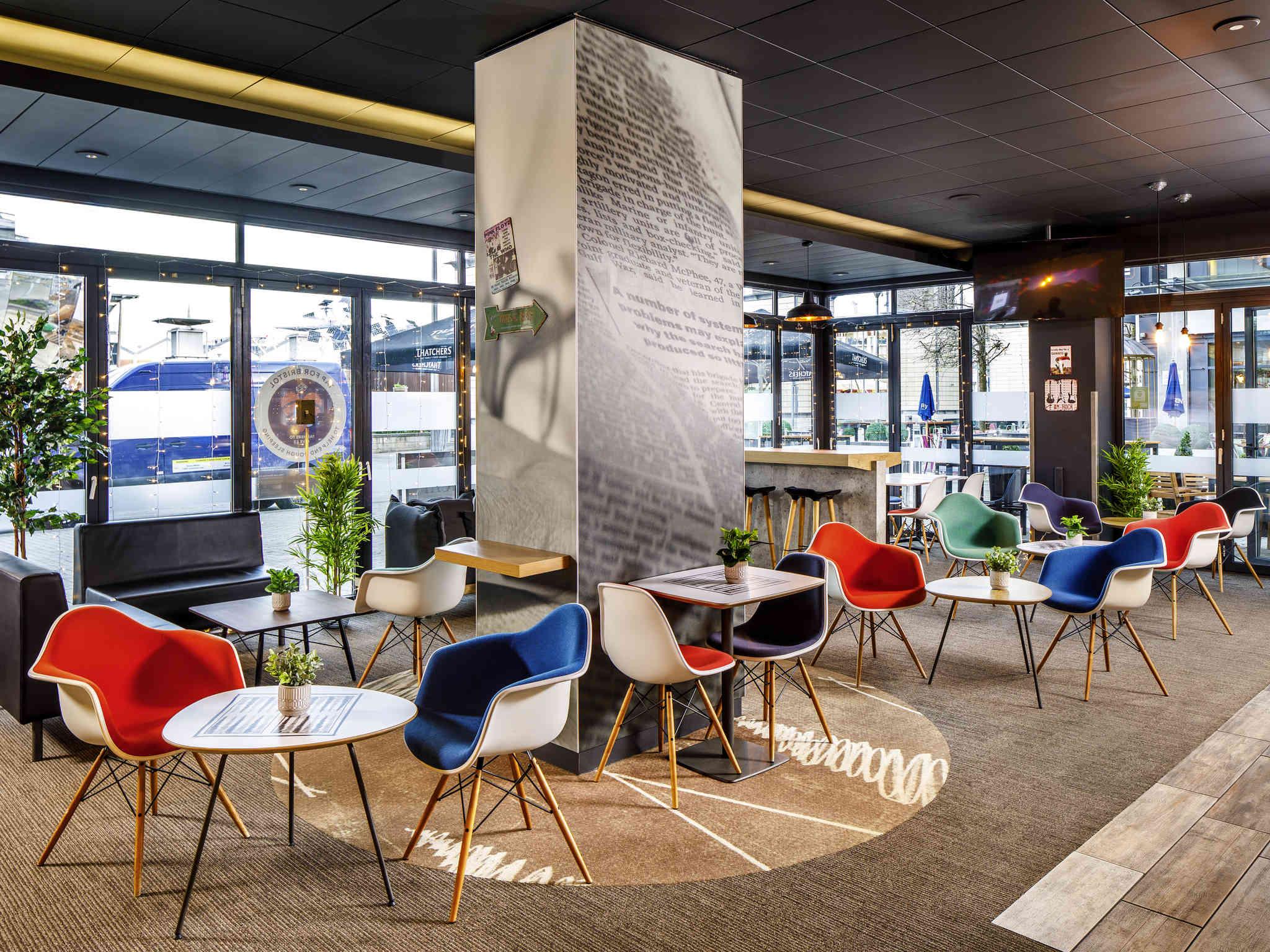 Отель — ibis Бристоль Центр