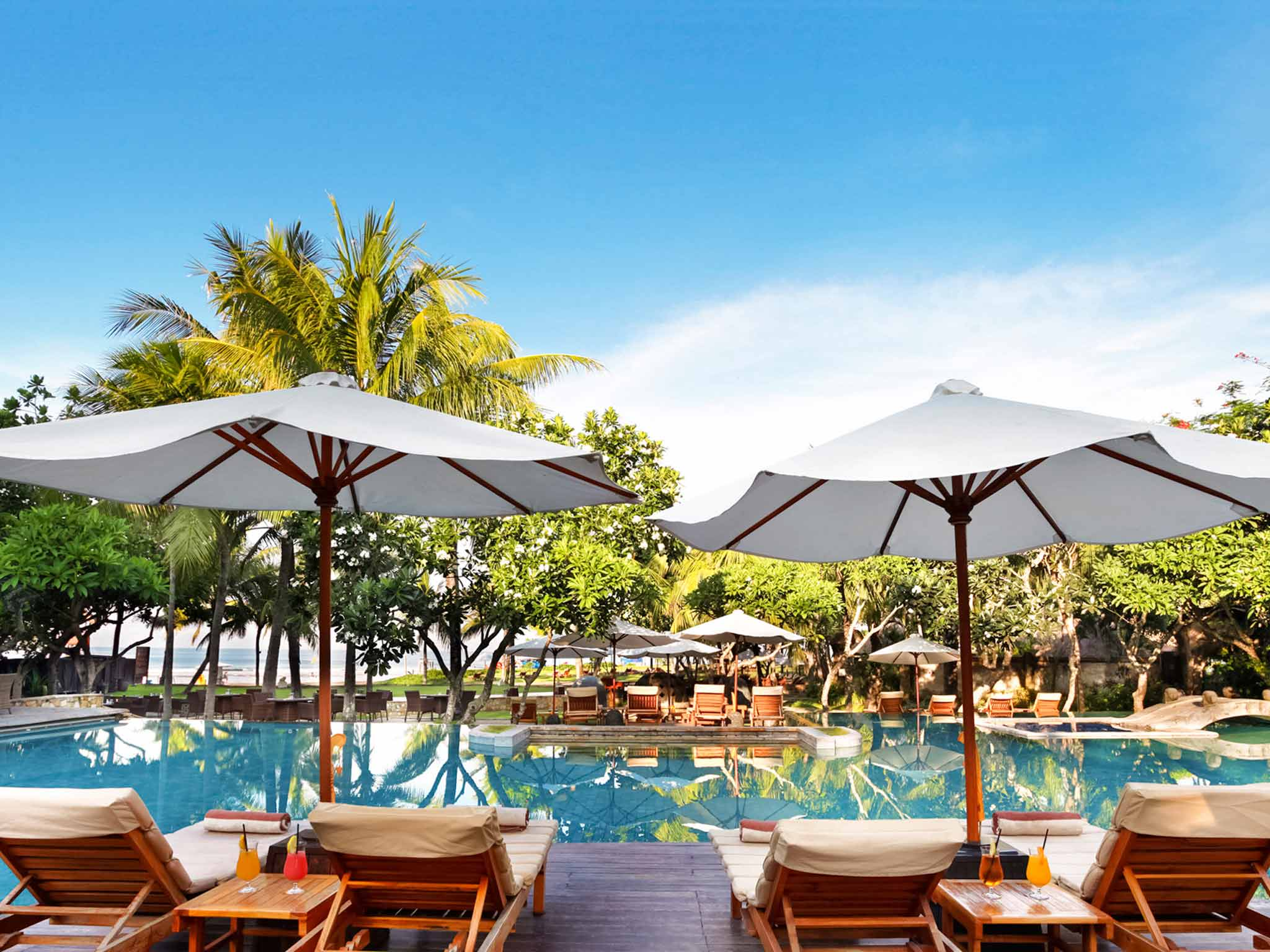 Hôtel - The Royal Beach Seminyak Bali - MGallery by Sofitel