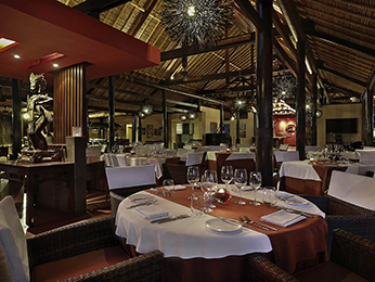 Restoran - The Royal Beach Seminyak Bali - MGallery Collection