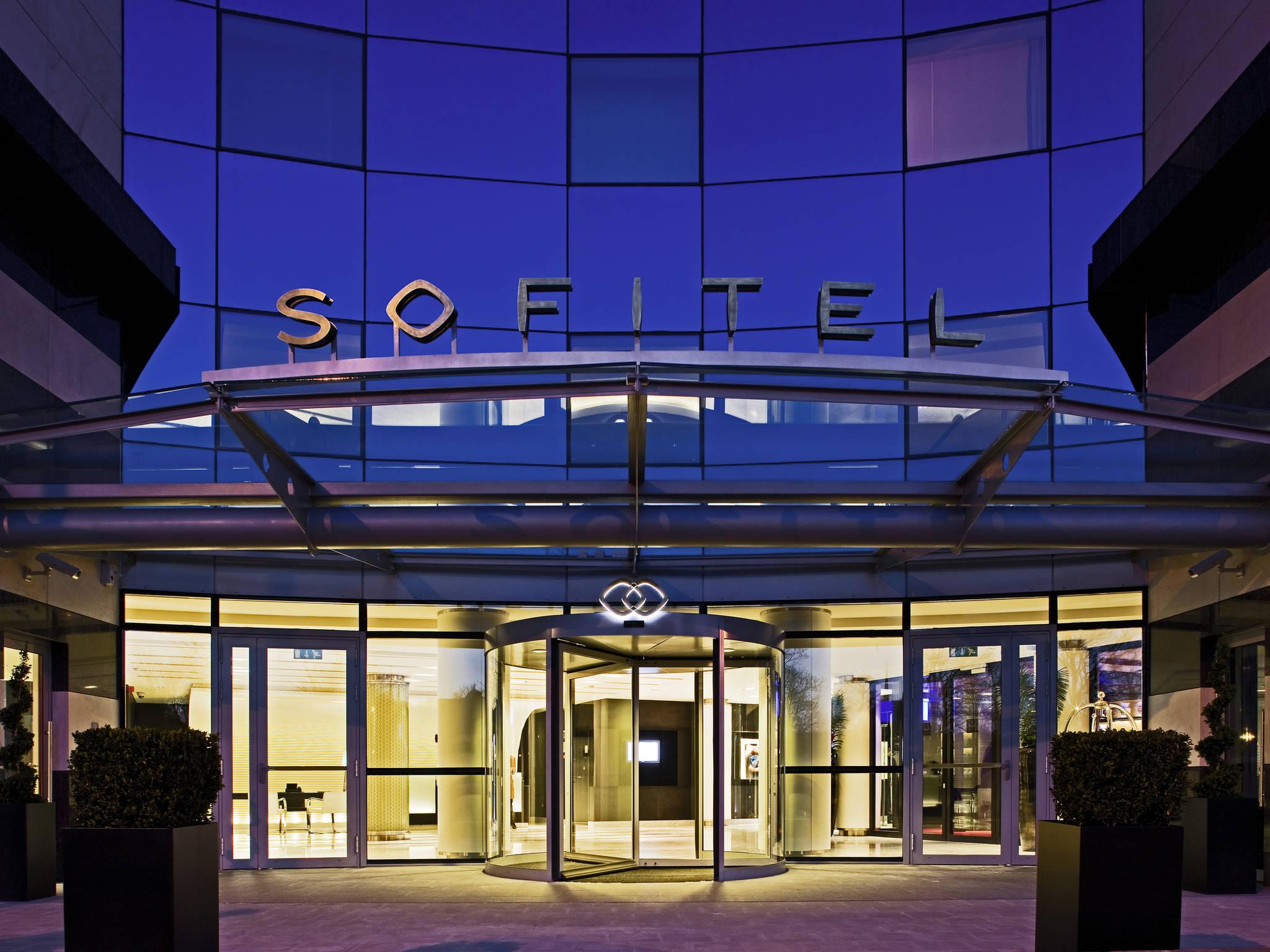 โรงแรม – Sofitel Luxembourg Le Grand Ducal