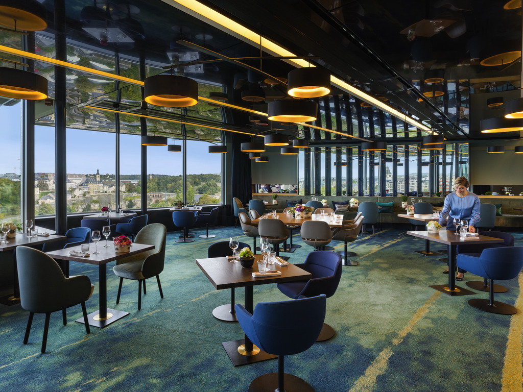 Hotel Sofitel Luxembourg Le Grand Ducal