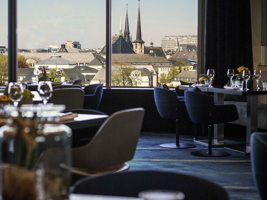 Luxury hotel luxembourg le grand ducal mgallery sofitel for Cuisine luxembourg