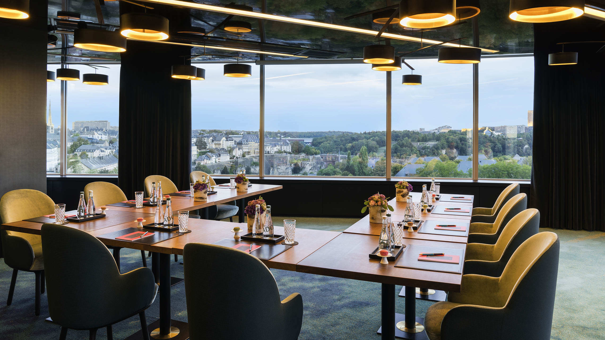 Luxury Hotel LUXEMBOURG Sofitel Luxembourg Le Grand Ducal