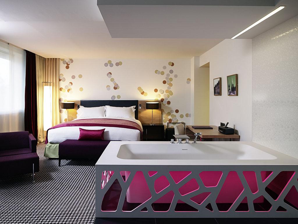 hôtel de luxe luxembourg