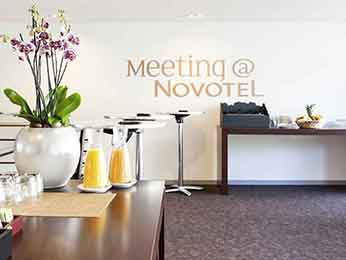 Meetings - Novotel Luxembourg Centre