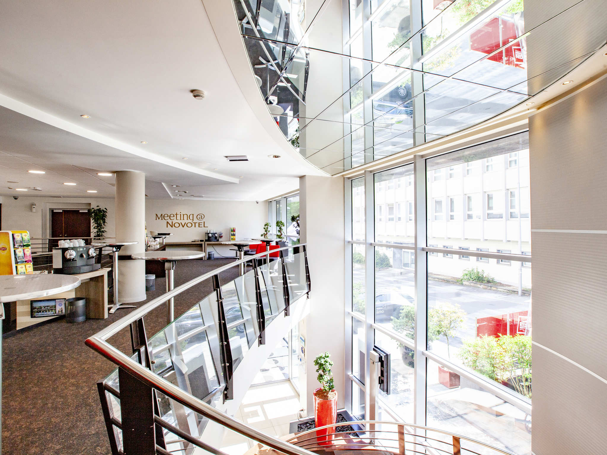 Family Hotel Luxembourg City - Novotel - In The City Centre