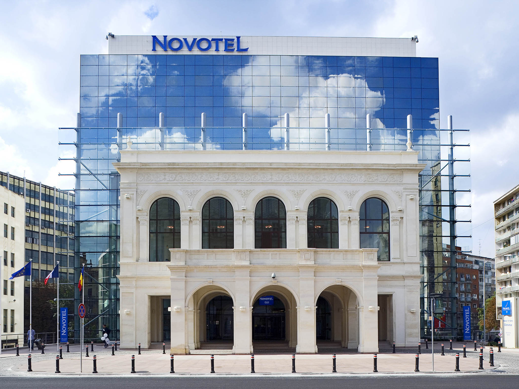 Hotell – Novotel Bucharest City Centre