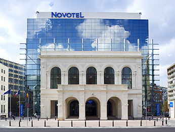 Hotel - Novotel Bucharest City Centre