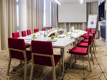 Reuniões - Novotel Bucharest City Centre