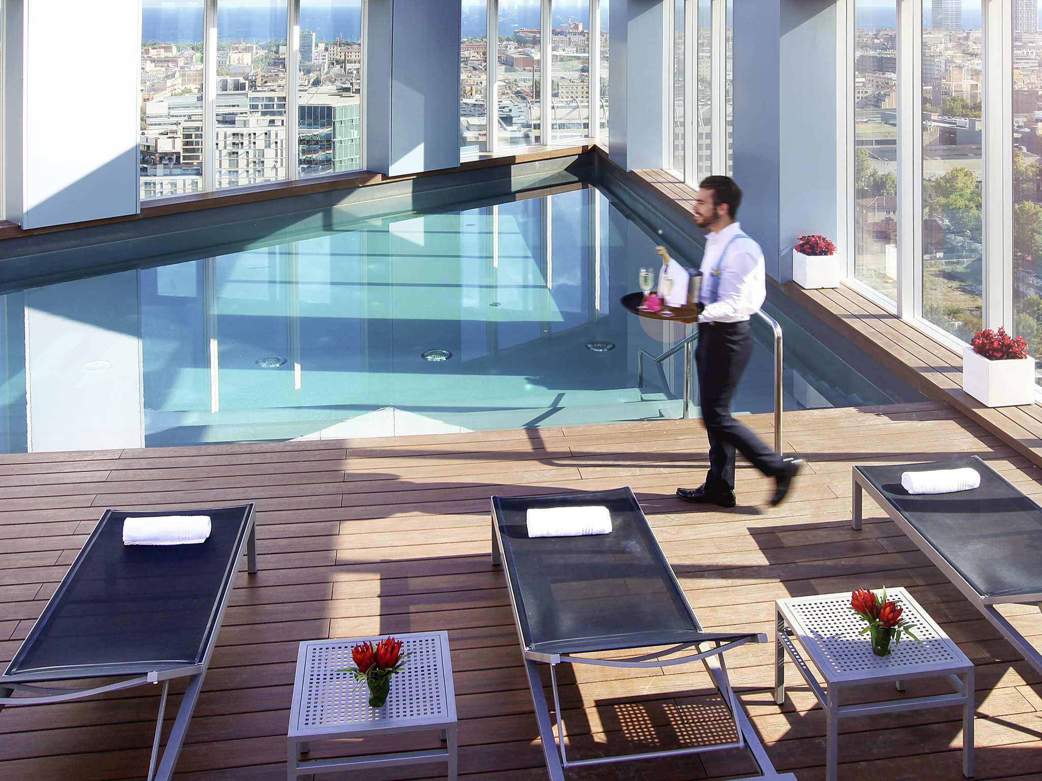 Hotell – Novotel Barcelona City