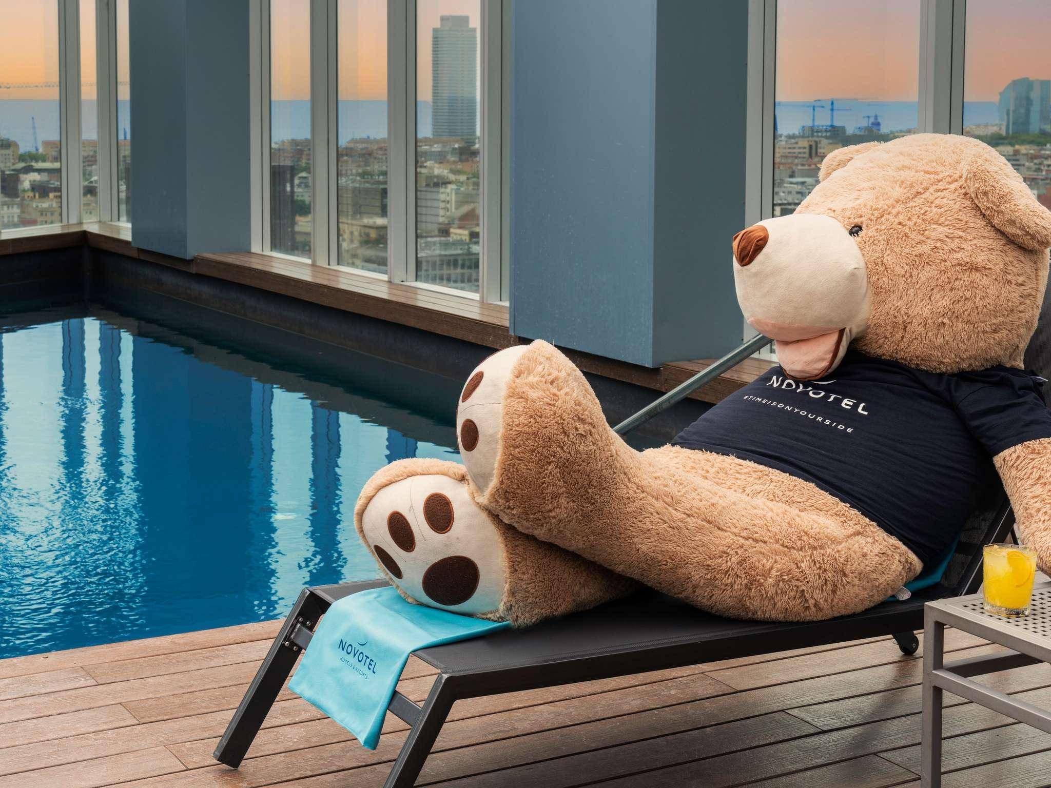 Hotel Novotel Barcelone