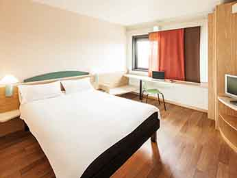 Rooms - ibis Rome Fiera