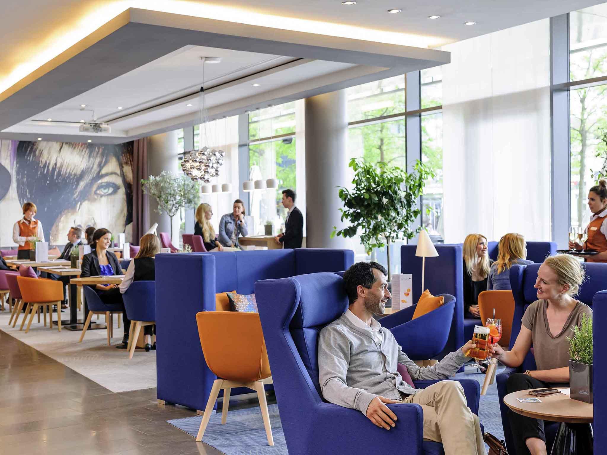 Novotel Hotel Muenchen Messe Munchen