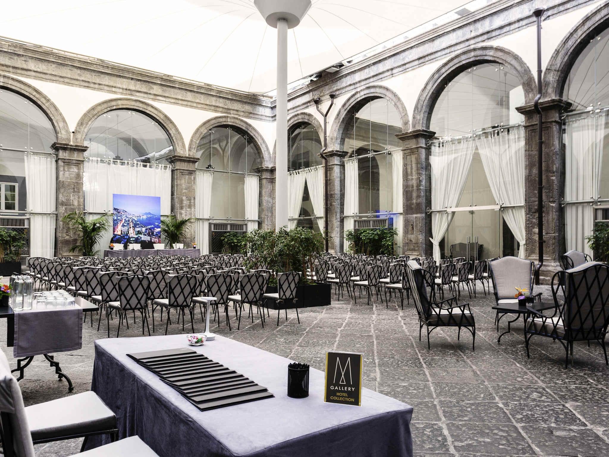 Otel – Palazzo Caracciolo Napoli - MGallery by Sofitel