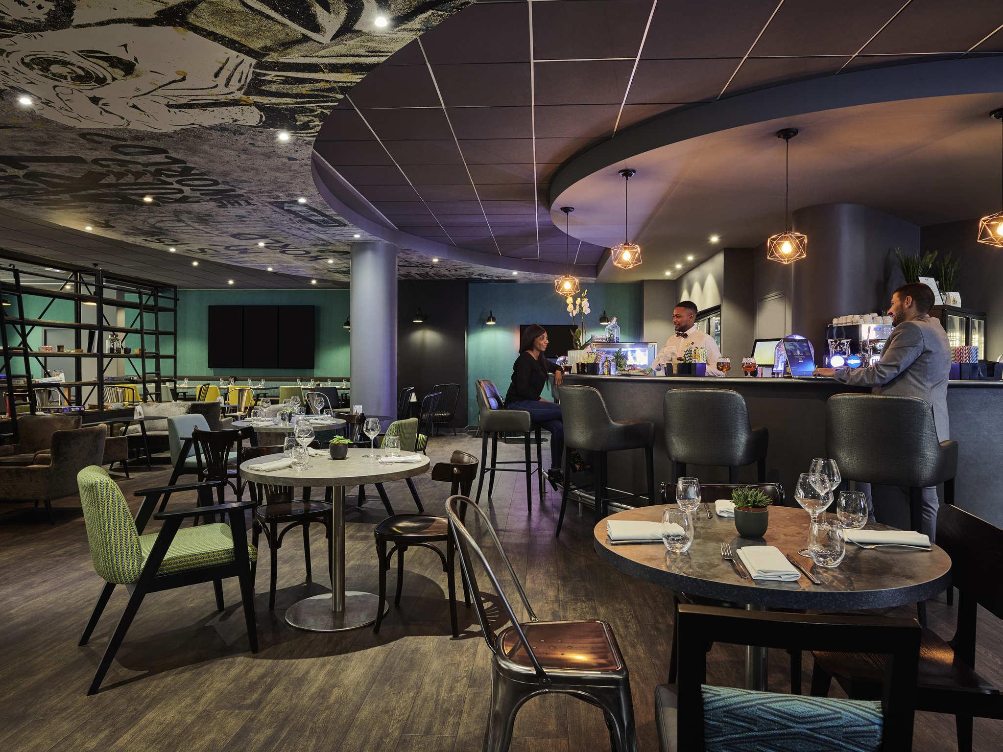 호텔 – Novotel Paris 13 Porte d'Italie