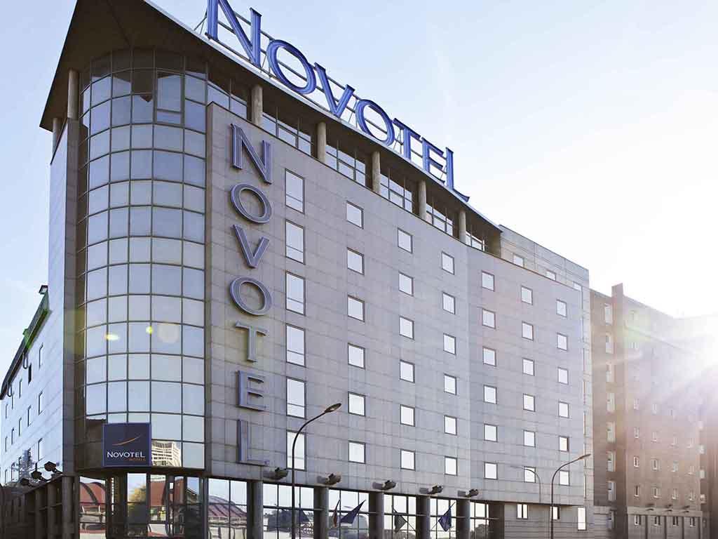 Hotel le kremlin bicetre novotel paris 13 porte d 39 italie - Novotel paris porte d italie ...