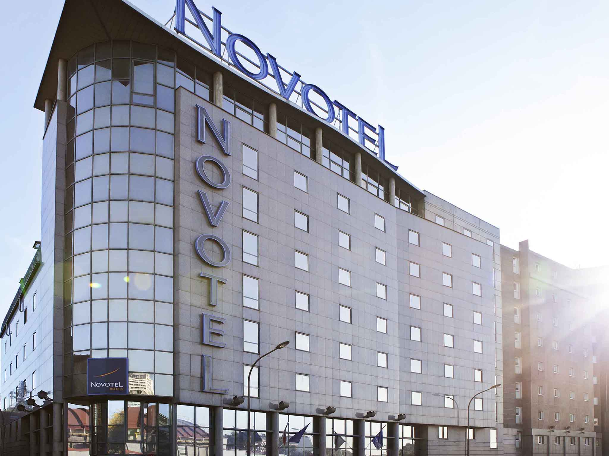 Hotel in le kremlin bicetre novotel paris 13 porte d 39 italie - Novotel paris porte d italie ...