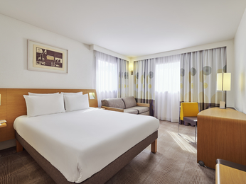 Rooms - Novotel Paris Porte d'Italie