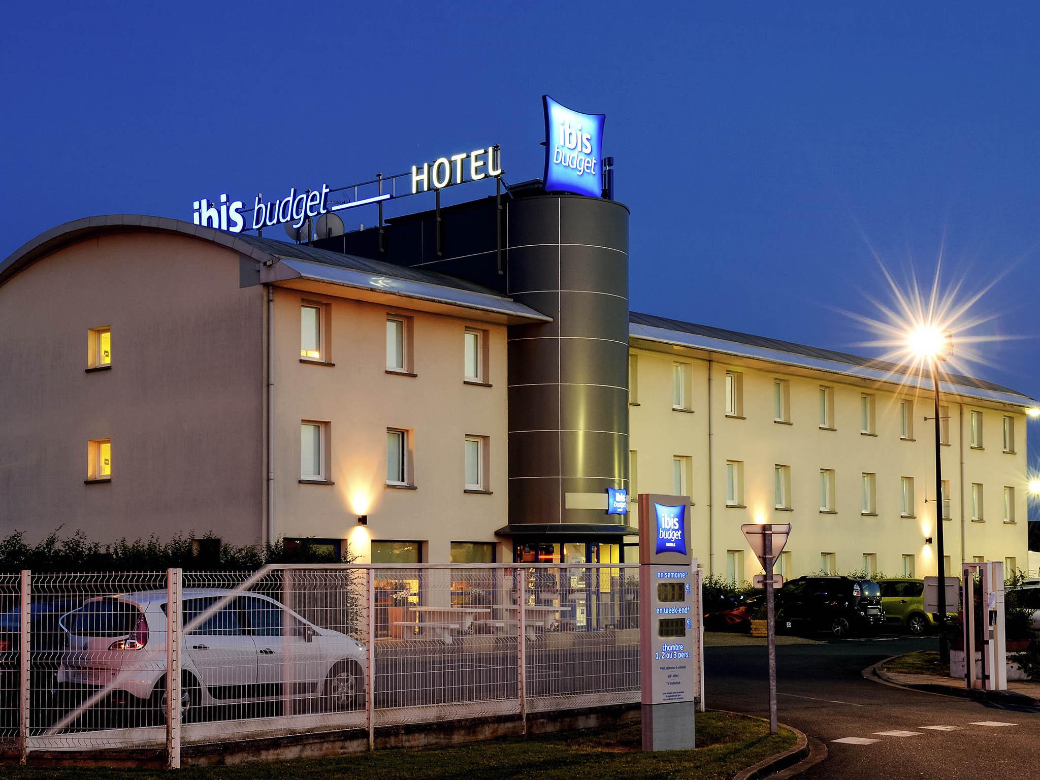 호텔 – ibis budget Orléans Ouest Meung-sur-Loire